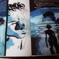 A David Almond and Dave McKean 2-in-1 Special for GatheringBooks' Haunting Tales