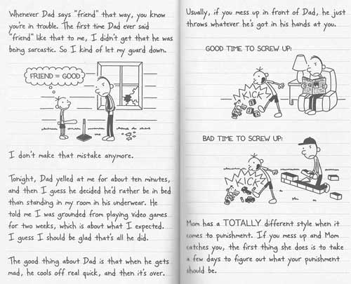 Zoo wee mama the diary of a wimpy kid special gathering books for review purposes i would have to say that one of my favorite parts in the book was that in which greg was explaining when its a good time and a bad solutioingenieria Images