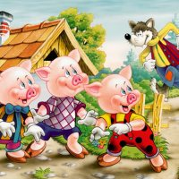 More Fractured Tales of The Three Little Pigs