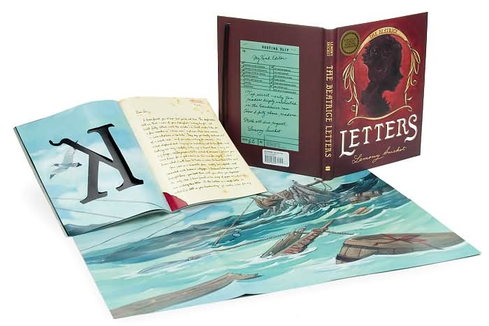 Lemony Snicket The Beatrice Letters Pdf