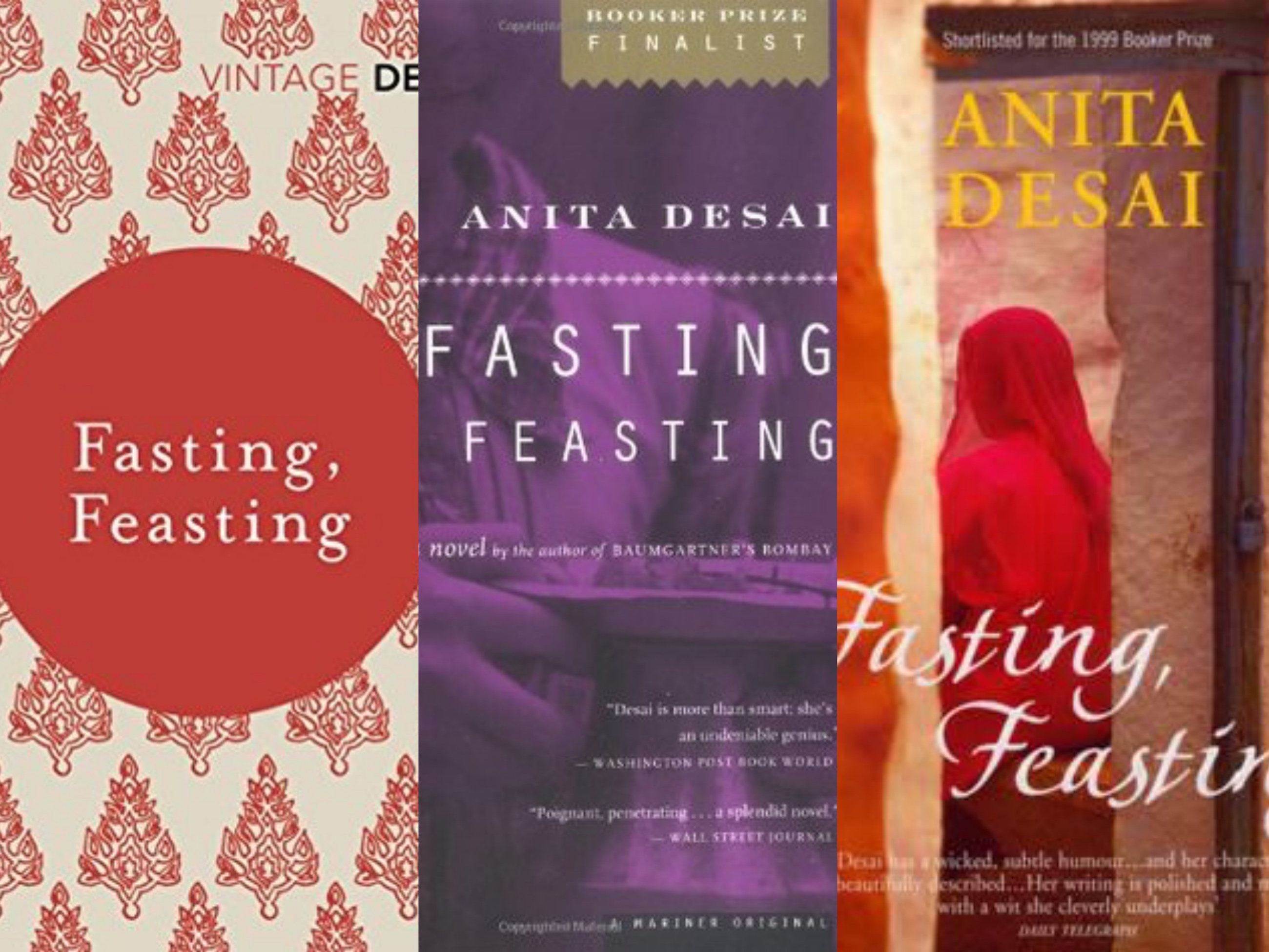 explain the significance of the characters of mama papa or mrs patton in fasting feasting
