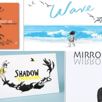 Suzy Lee's Wordless Art in Mirror (2003), Wave (2008), and Shadow (2010) - Part Two of Suzy Lee Feature