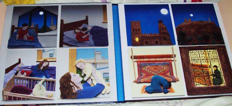 Dual tastes of morocco and sydney mirror by jeannie baker for Mirror books