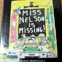 Miss Nelson or Miss Viola Swamp? 'Miss Nelson is Missing!' by Harry Allard and James Marshall