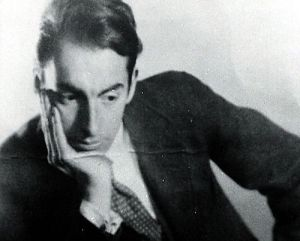 A much younger Pablo Neruda.