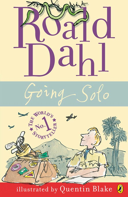 Nonfiction Monday Going Solo By Roald Dahl Gathering Books