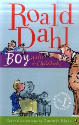 boy by roald dahl book report G oing solo is the autobiographical sequel of boy, which is written by the world-famous author roald dahl of this book the book starts off when roald dahl is.