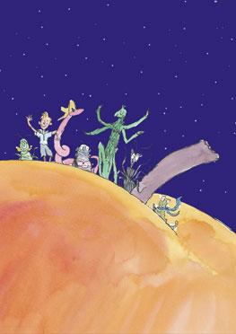 Book Talk Tuesday: Roald Dahl's James and the Giant Peach ...