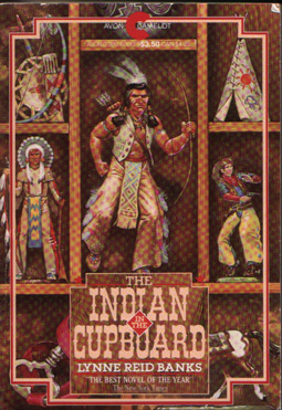indian in the cupboard book review