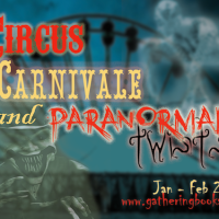 List of Circus, Carnivale, Paranormal Themed Books for All Ages