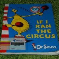 "Some Love for Dr. Seuss in ""If I Ran the Circus"""