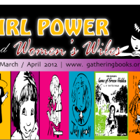 List of Girl Power Themed Books and Poems: Picture Books, YA, Adult Lit, and Poetry