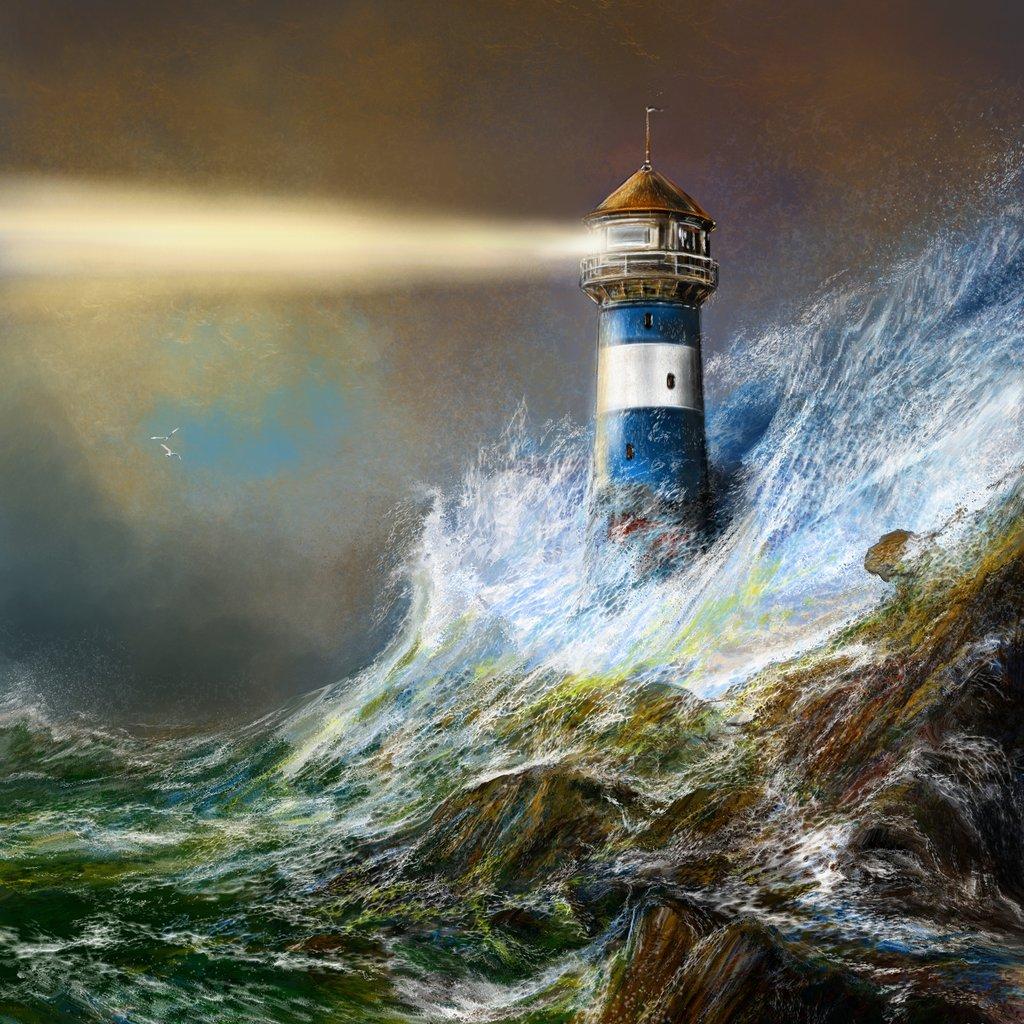 PPBF: Birdie's Lighthouse by Deborah Hopkinson and ...