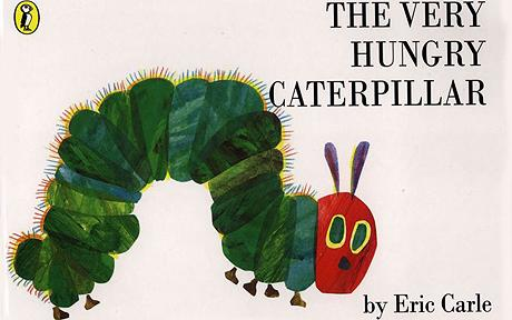 Book The Very Hungry Caterpillar
