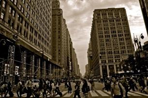 New York - photo by Myra