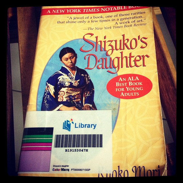 shizukos daughter A discussion of important themes running throughout shizuko's daughter great supplemental information for school essays and projects.