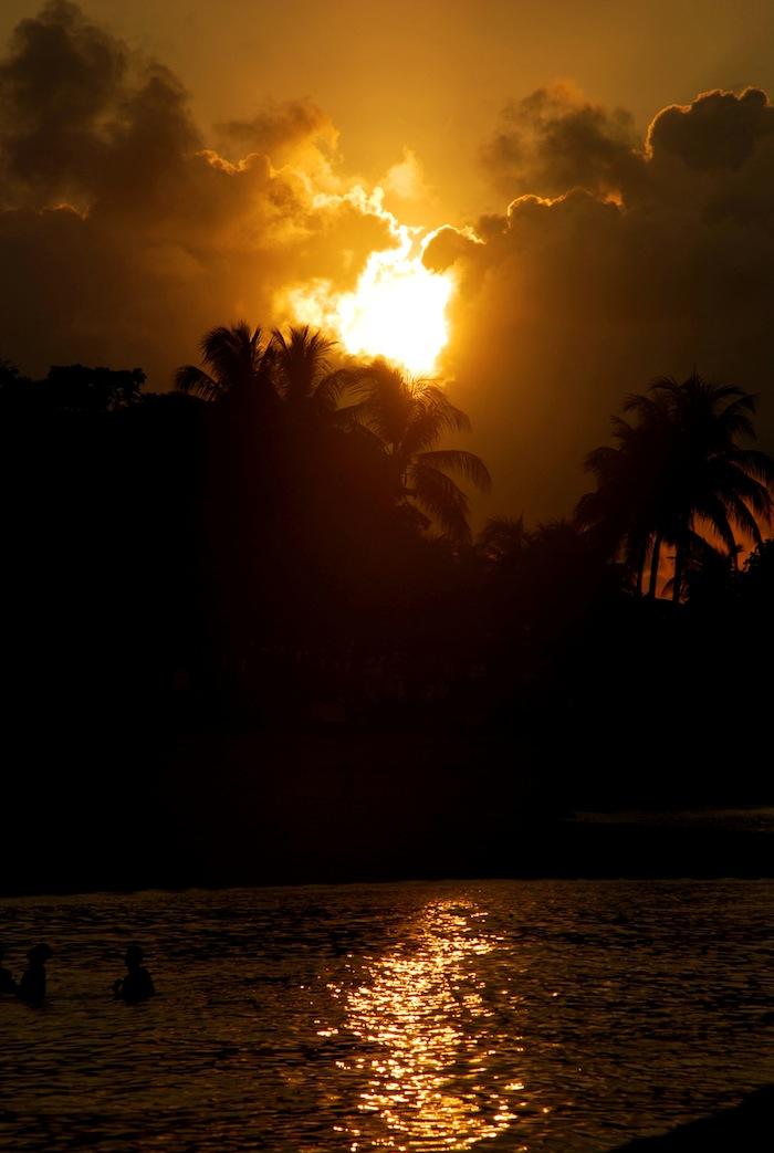 Sunrise captured by my husband at East Coast Park, Singapore