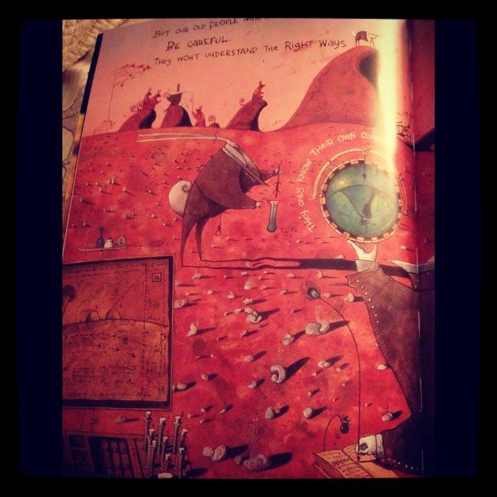 The rabbits by john marsden and shaun tan essay