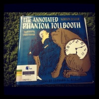 Book within a Book in The Annotated Phantom Tollbooth by Norton Juster, Jules Feiffer and Notes by Leonard Marcus