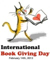International Book Giving Day 2013 – Share the Love of Reading!