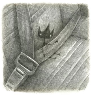 Shaun Tan's Eric. Click on the image to be taken to the websource.