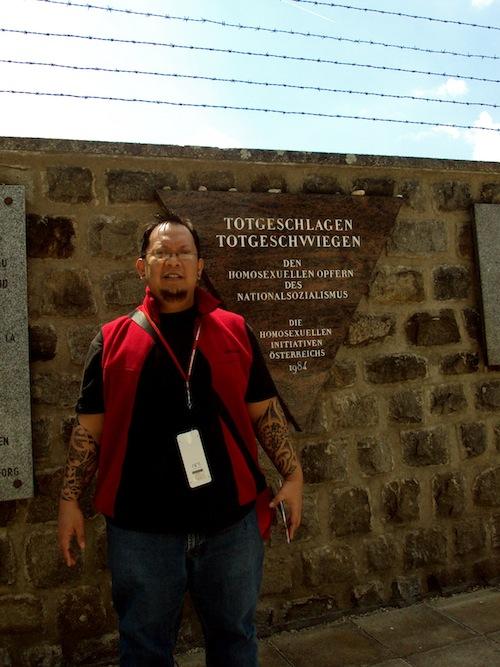 Tuting in Mauthausen, Vienna Austria. Photo taken by me.