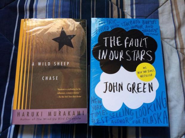 Murakami and Green