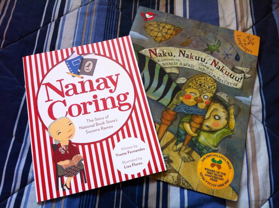 """national book store's socorro ramos National bookstore is probably one of the most visited shops in the  """"nanay coring – the story of national bookstore's socorro ramos."""