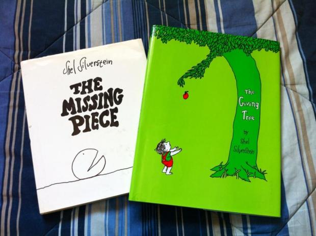 The Missing Piece and The Giving Tree