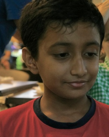 Akarsh, 10 years old