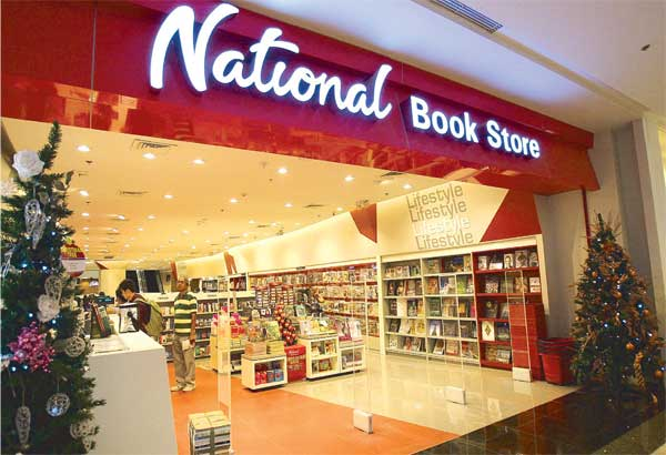 National Book Store in Glorietta. Click on the image to be taken to the websource.