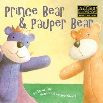 Prince Bear & Pauper Bear by Emily Lim