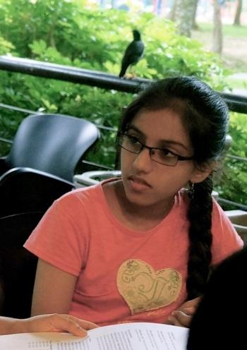 Vaishnavi, 12 years old