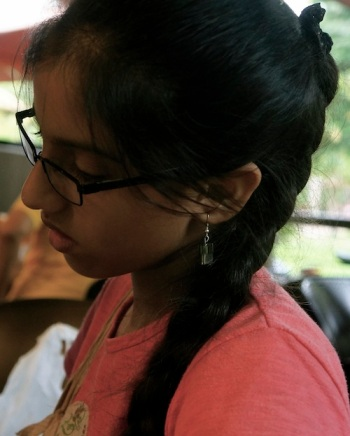 Vaishnavi from Yuvabharati International School