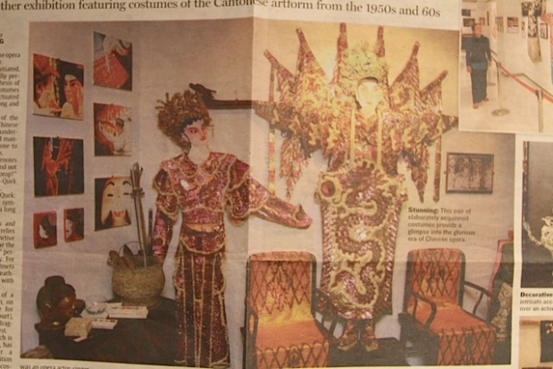 """According to Auntie Su: """"this is what started a love affair with chinese opera"""""""