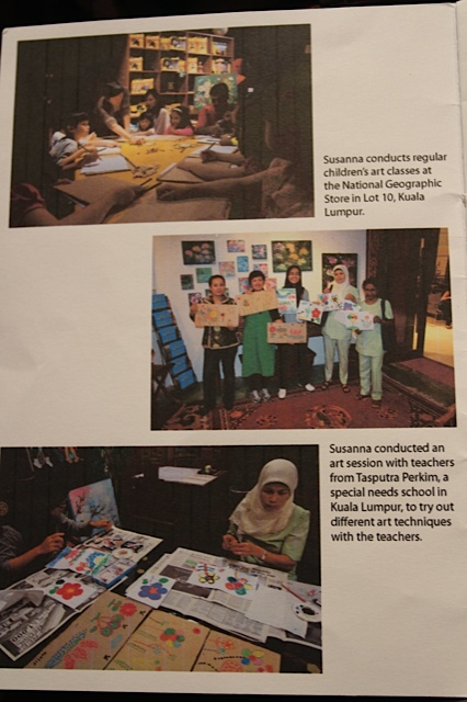 Tasputra Perkim teachers where they teach the disabled.