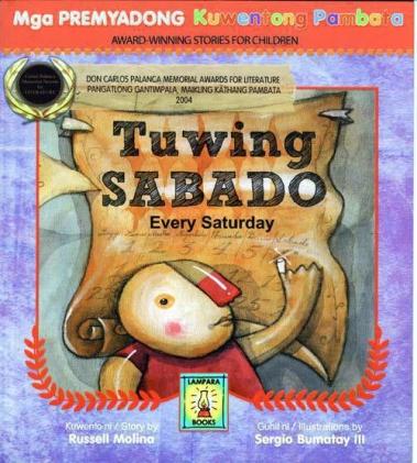 Tuwing-Sabado cover