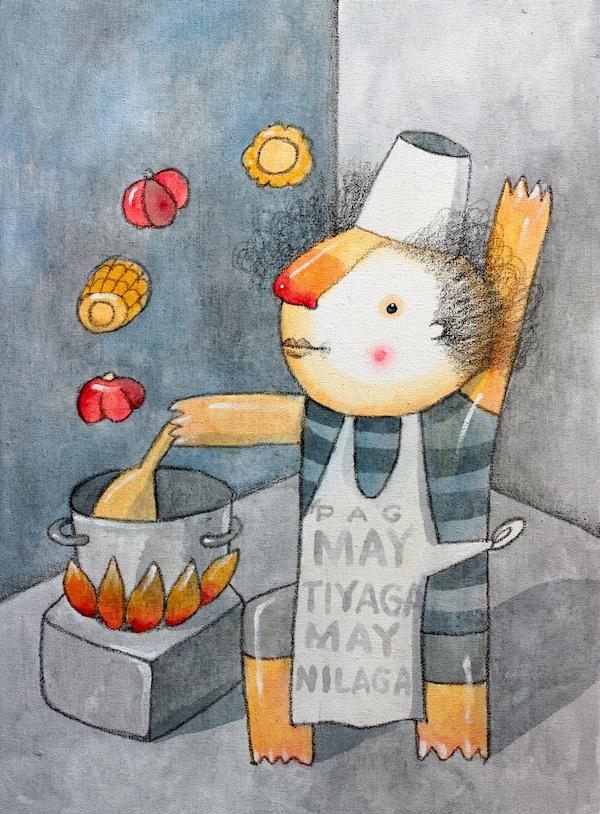 Image courtesy of illustrator Sergio Bumatay III.
