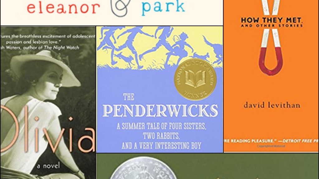 The Penderwicks – Gathering Books