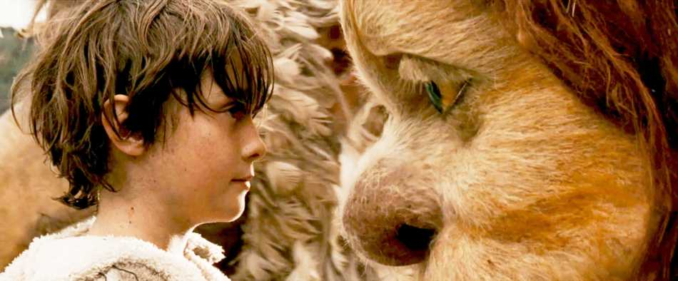 Max and the wild things see eye to eye. Click on the image to be taken to the websource.