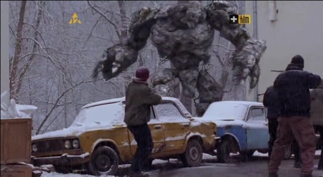 Rock Monster from Syfy. Click on the image to be taken to the websource.