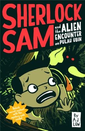 Latest book in the Sherlock Sam series.