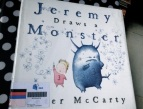 https://gatheringbooks.wordpress.com/2013/11/07/peter-mccartys-jeremy-and-his-monster/