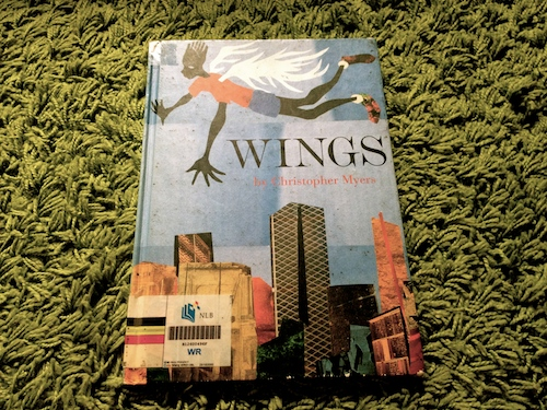 https://gatheringbooks.wordpress.com/2013/11/14/the-gift-of-flight-in-christopher-myers-wings/