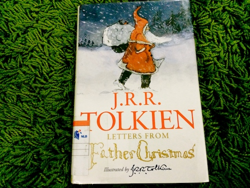 Father Christmas Letters Tolkien.Greetings From Father Christmas Jrr Tolkien Style