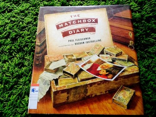 http://gatheringbooks.wordpress.com/2014/01/11/saturday-cybils-the-matchbox-diary/