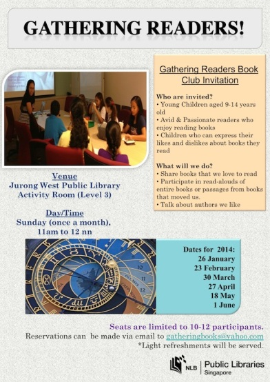 https://gatheringbooks.wordpress.com/2014/01/28/gatheringreaders-schedule-for-january-june-2014-and-book-list/