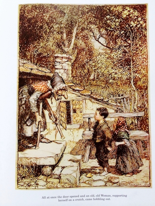 From Hansel and Gretel