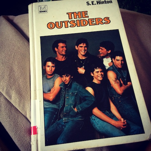 """Socs vs Greasers in S. E. Hinton's """"The Outsiders"""