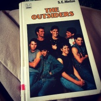 """Socs vs Greasers in S. E. Hinton's """"The Outsiders"""""""